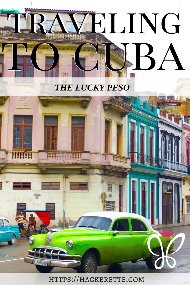 A special message from Cuba - The Lucky Peso