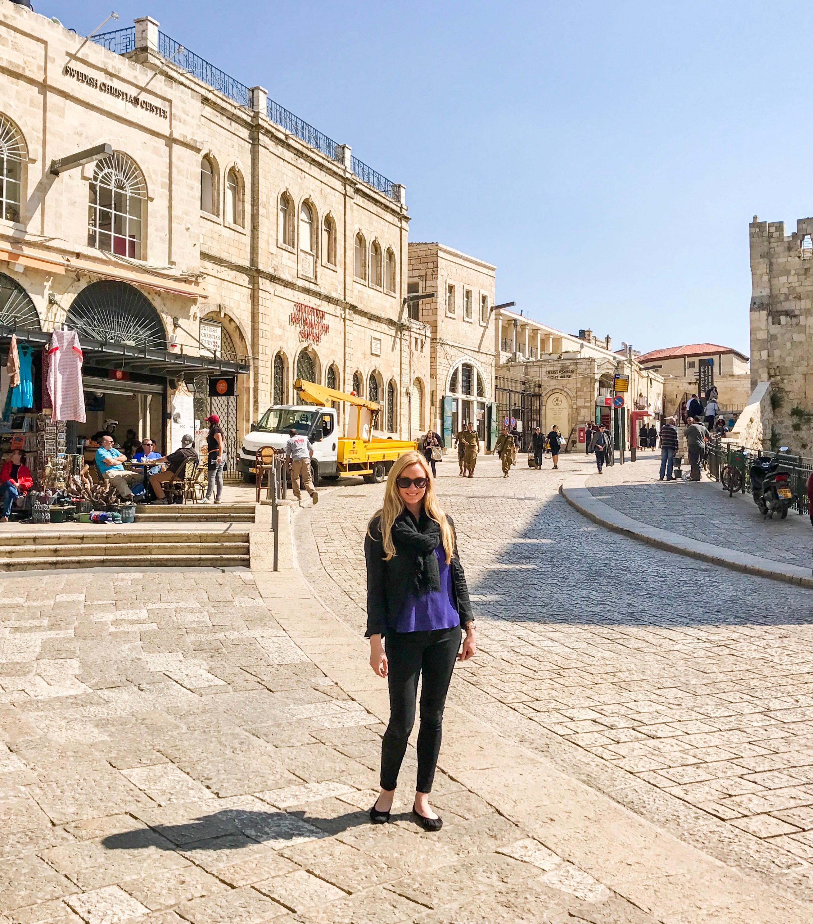 Wailing Wall Western Wall Jerusalem