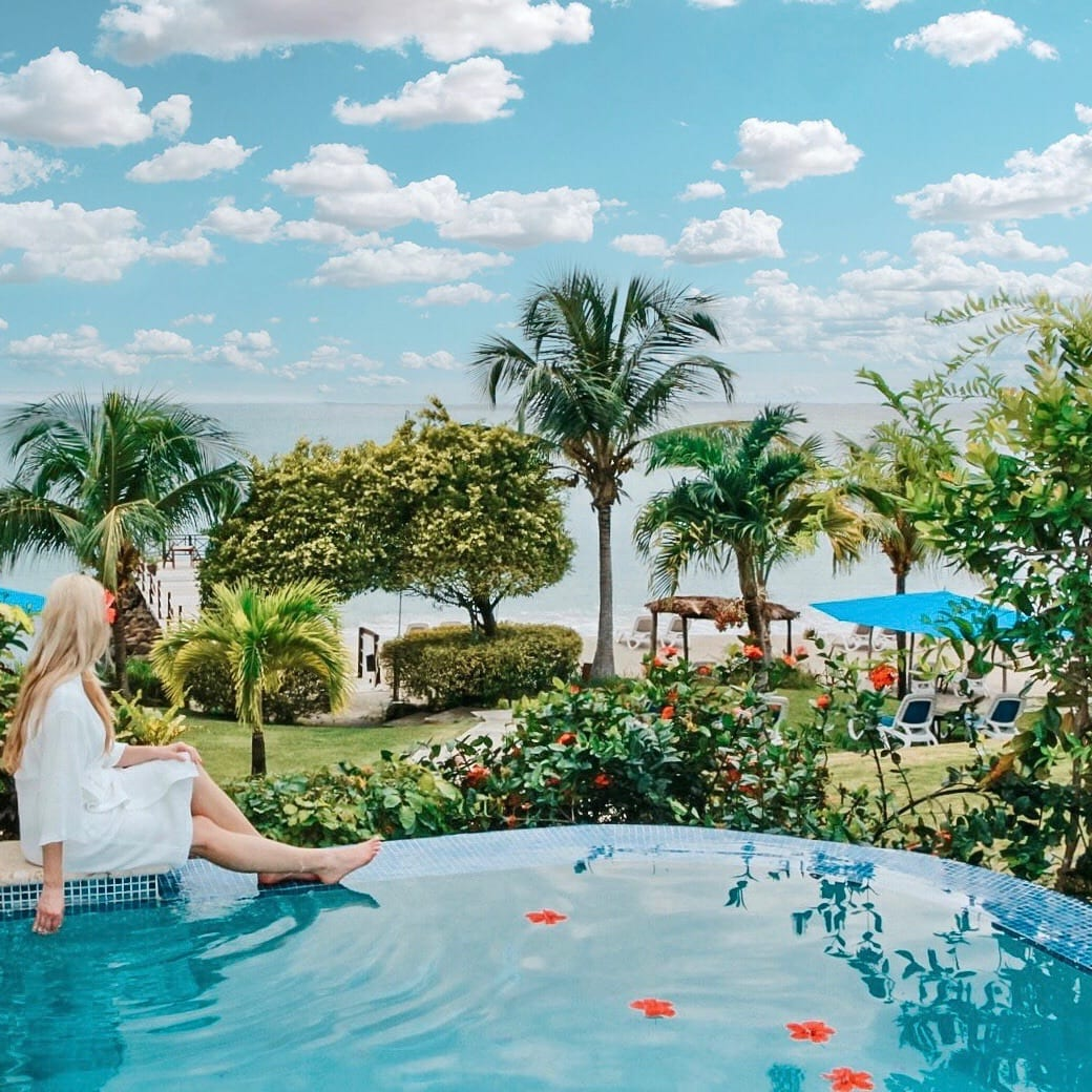 Calabash Cove St. Lucia All Incluisve Resort - Private Plunge Pool