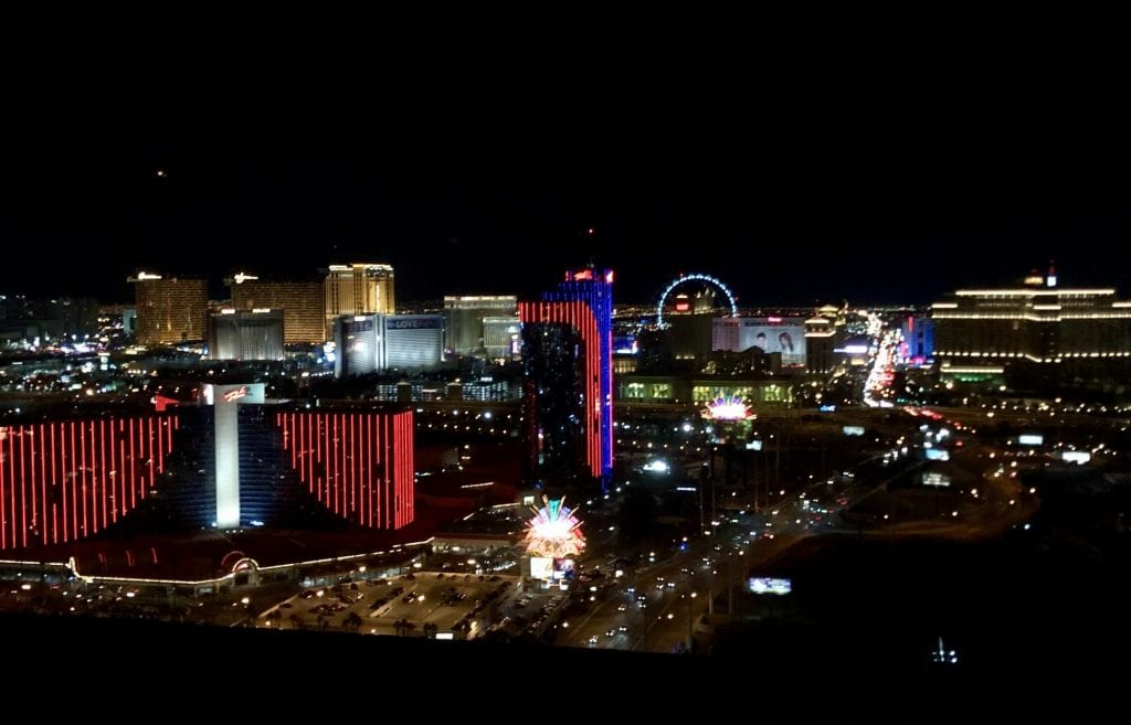 Vetri Cucina - Enjoy one of the best views in Vegas right form your table!