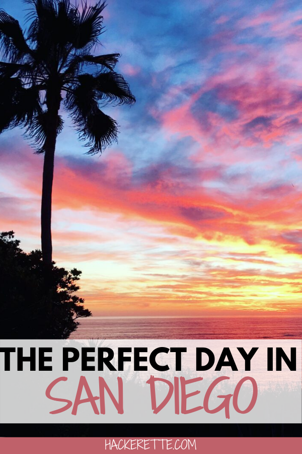 Click here for a local's guide to one day in San Diego. Get the perfect one day itinerary for San Diego, California, with something to do from dawn until late into the evening. #sandiego #california | things to do in San Diego | San Diego day trip | San Diego one day trip | San Diego things to do in one day | San Diego itinerary | San Diego itinerary things to do | San Diego things to do in summer