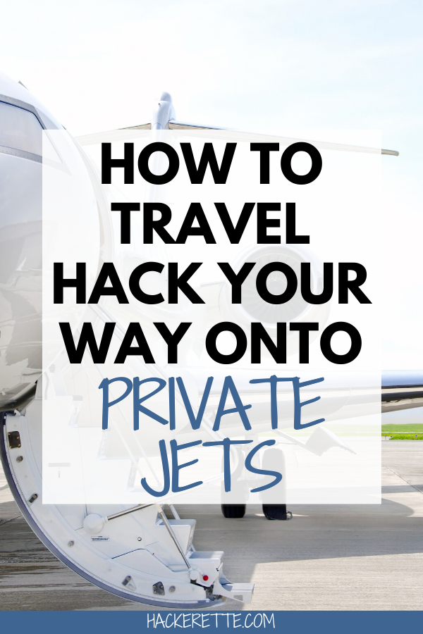 Want to live the luxury lifestyle on a budget? Click here to find out how to fly on luxury private jets on a budget. This travel hack helps you save money on travel while experiencing first class luxury travel.