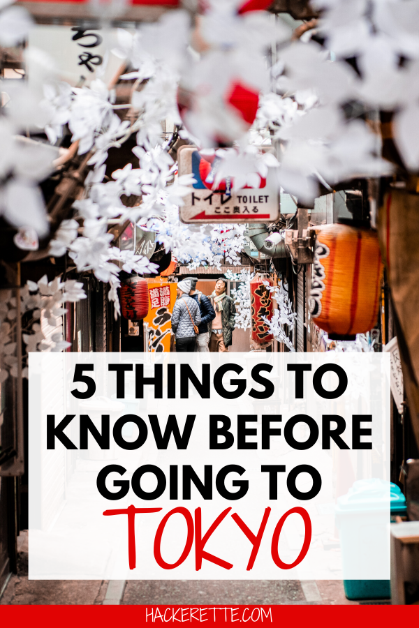 Planning a trip to Tokyo? Click here for the Tokyo travel tips you need to know before you go! #tokyo #japan #traveltips | Tokyo travel guide | Tokyo travel tips | Tokyo trip planning | Japan travel tips Tokyo | trip to Tokyo travel tips | Tokyo Japan travel tips | Tokyo tips travel guide