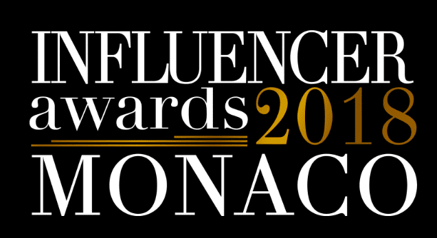 Influencer Awards Monaco 2018