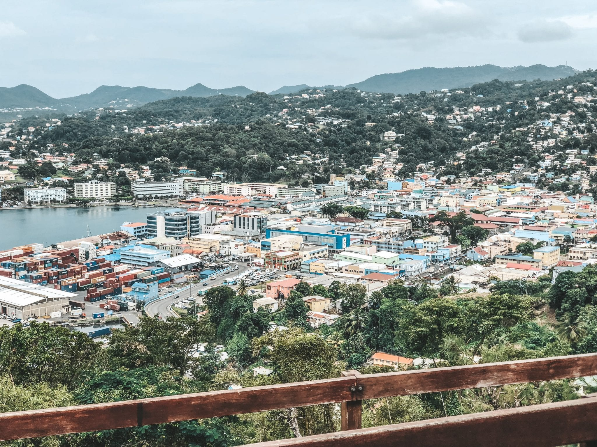Castries St. Lucia is the capital