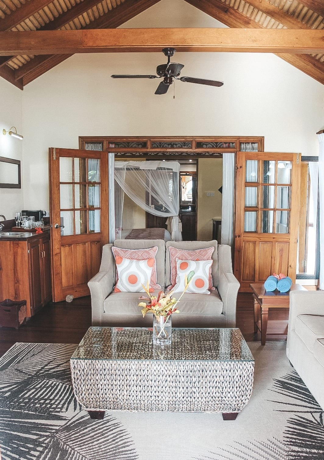 Water's Edge Cottage at Calabash Cove St. Lucia