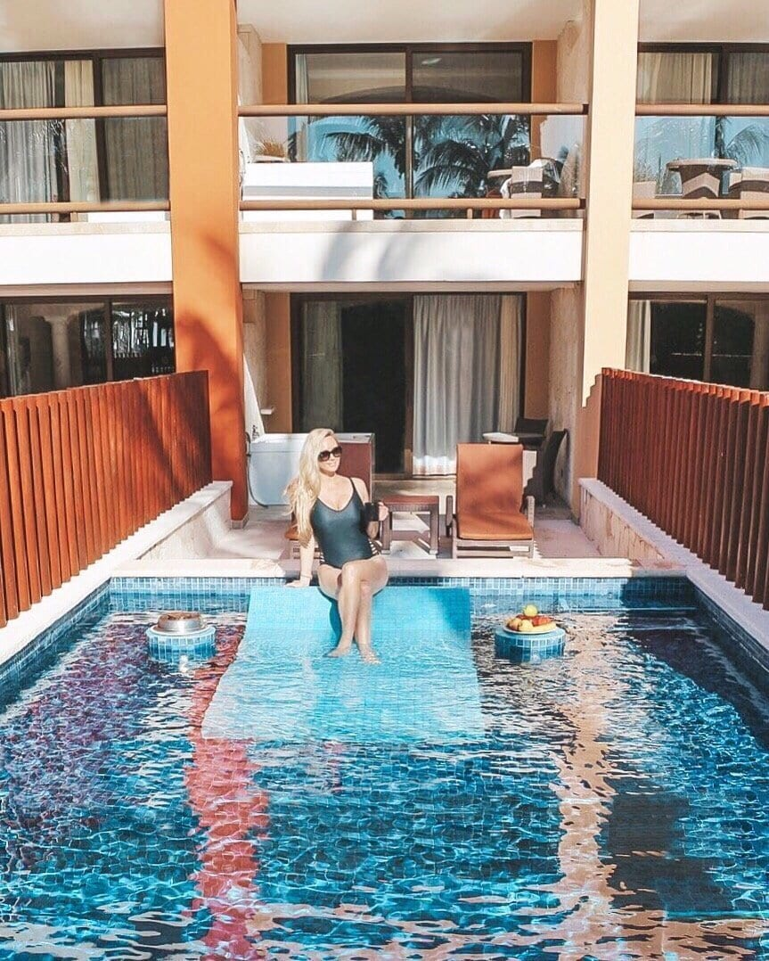 Barcelo Maya Caribe Swim Up Suite