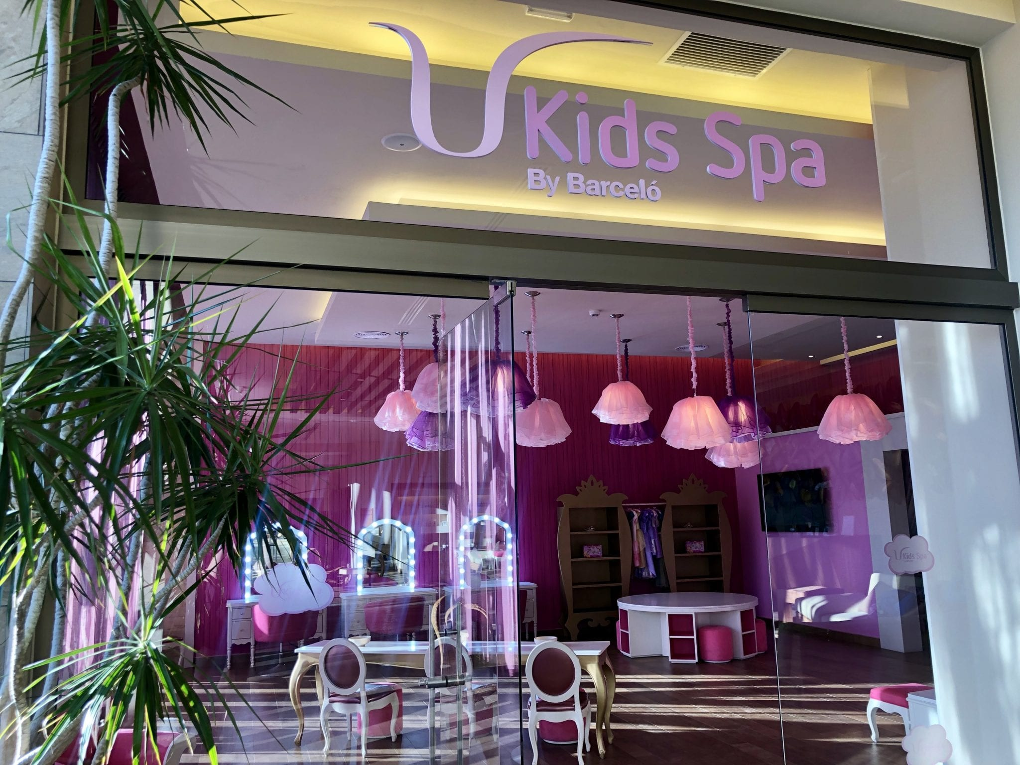 Kids Spa at Barcelo Maya Caribe