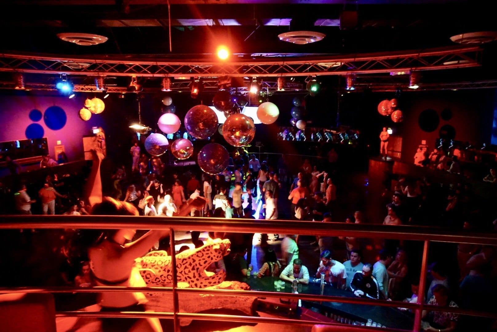 Jaguar's Discotheque Barcelo Maya Caribe