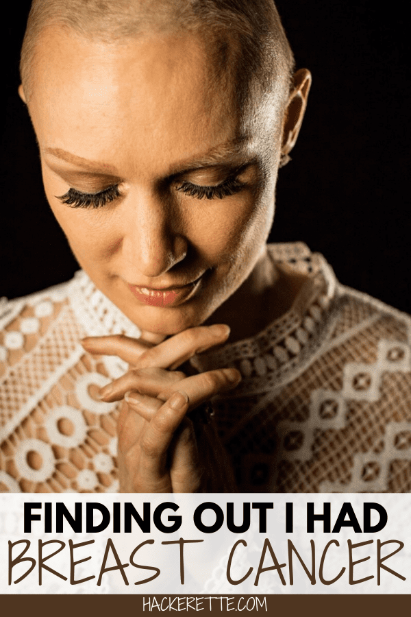 Being diagnosed with cancer is never easy. It is scary and can be overwhelming. Here is what I went through when I was diagnosed with breast cancer and how I found out I had cancer. #breastcancer #cancer | breast cancer journey | how to cope with breast cancer | how to deal with breast cancer | breast cancer survivor | breast cancer treatments | breast cancer support | early warning signs of breast cancer | help someone with breast cancer | breast cancer what to look out for