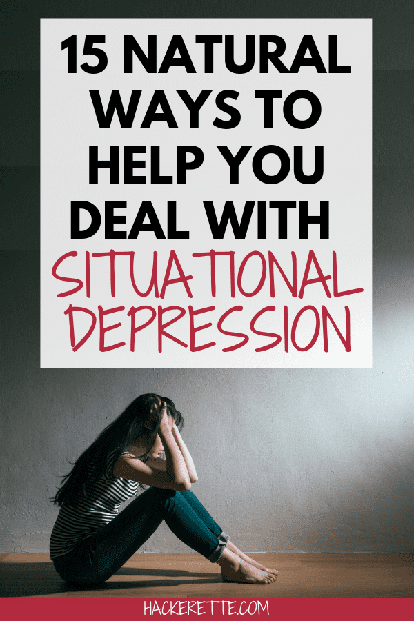 When I was diagnosed with breast cancer, I battled depression too. These are the natural remedies that helped me deal with situational depression related to being diagnosed with breast cancer since anti-depressants would not kick in until after my chemo was almost done. If you deal with major depression, please seek help outside of these natural remedies for depression. #depression #breastcancer #cancer