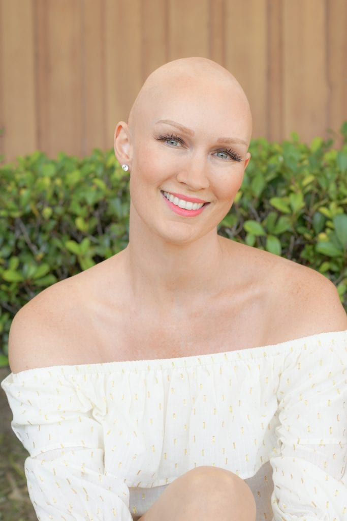 My hair growth after chemo timeline in Pictures