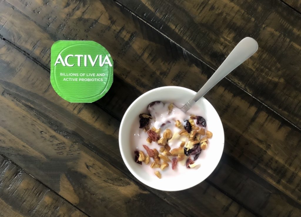Try This Easy Probiotic Parfait for Immunity & Gut Health - Activia