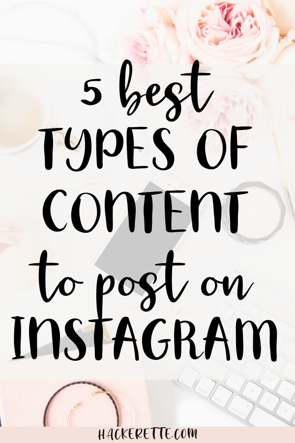 Whether you are a business or an influencer, these are the best types of Instagram posts to use to grow your community, convert more sales, and grow your Instagram following. #instagramtips #instagramposts #instagramcaptions   Instagram caption ideas   Instagram content ideas   Instagram caption ideas for business   caption ideas for Instagram   Instagram business tips   Instagram business posts   Instagram content ideas small businesses   Instagram content ideas posts