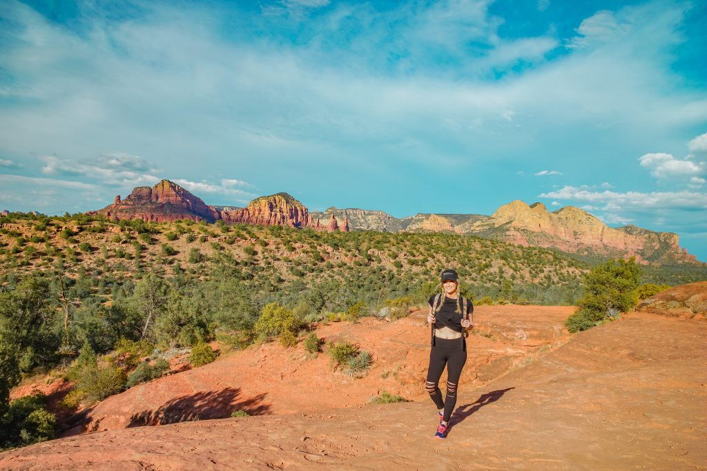 Cathedral Rock Trail