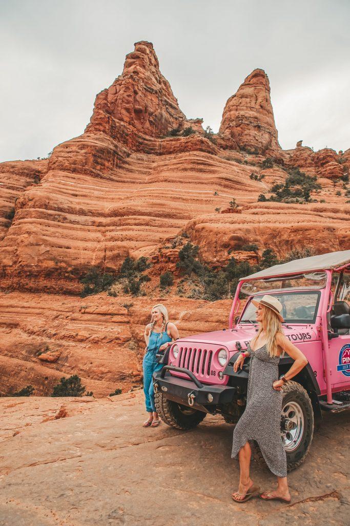 Pink Jeep Tours Broken Arrow Tour Sedona
