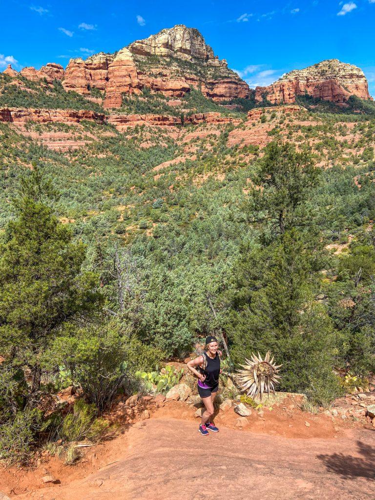 Soldier Pass Trail in Sedona Arizona